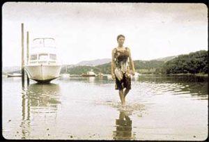Sarah Peirse in RAIN