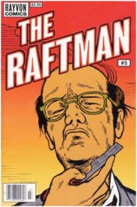 The Raftman's Razor… or one screenwriter's whirlwind experience on the film festival circuit