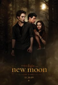 The Twilight Saga: New Moon teaser poster revealed…