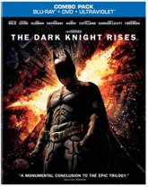 The Dark Knight Rises Blu-ray Combo Pack comes out December 4th