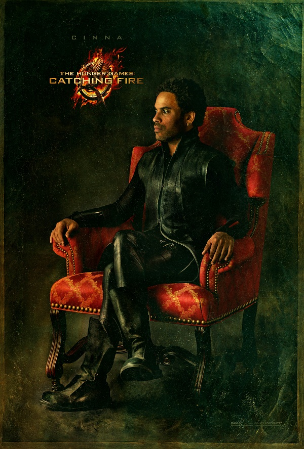 The Hunger Games: Catching Fire - Cinna, Capitol Portrait