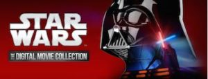 Star Wars Saga Available For First Time On Digital HD April 10th